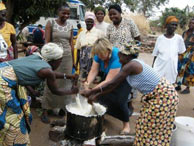 Stirring the Pot in Mfuwe